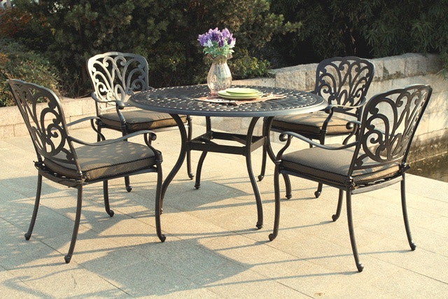 Boca 5 Pc. Round Dining Set