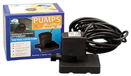 Pumps Away Submersible Pump Leisure Depot