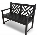 "POLYWOOD™ Chippendale 48"" Bench"