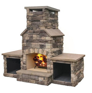 The Chief - Select Series Outdoor Fireplace