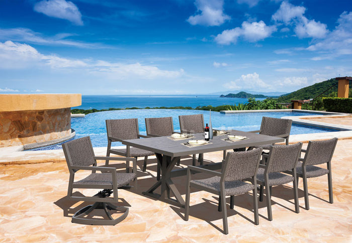 Contempo Aluminum Dining Collection