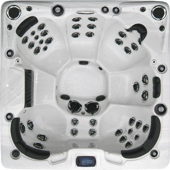 Mira Platinum MP 11000NL 7-8 Person Hot Tub