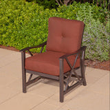 Haywood spring chair