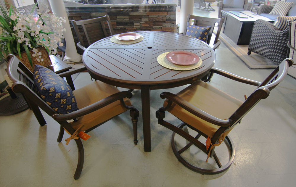 "Havana 48"" Round Dining Collection"
