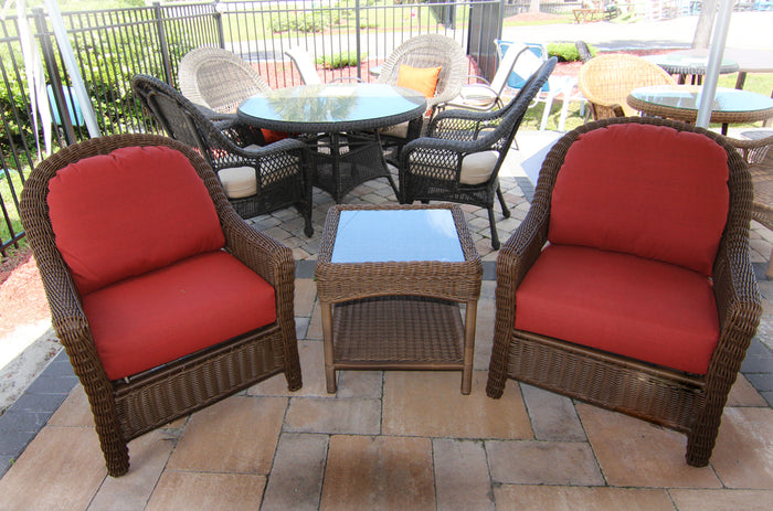 Haverton 3 Piece Seating