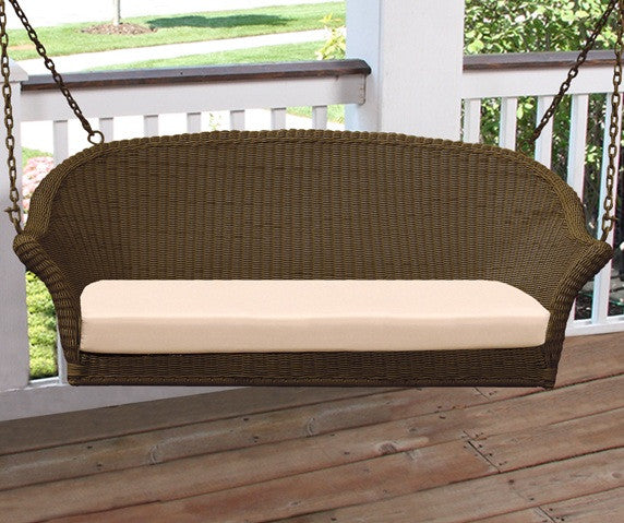 Darby Outdoor Wicker Swing