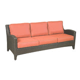 Elegance wicker furntiure sofa