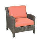 Elegance wicker furntiure club chair