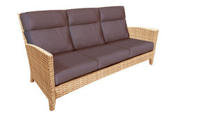 Grand Palm wicker collection - 3 seater sofa