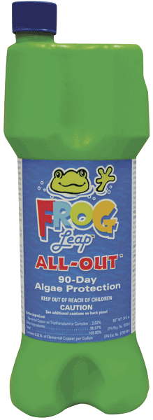 FROG LEAP ALL OUT ALGAE PROTECTION