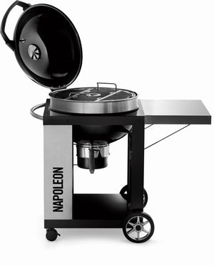 Napoleon Pro Charcoal Kettle Grill - Last One!