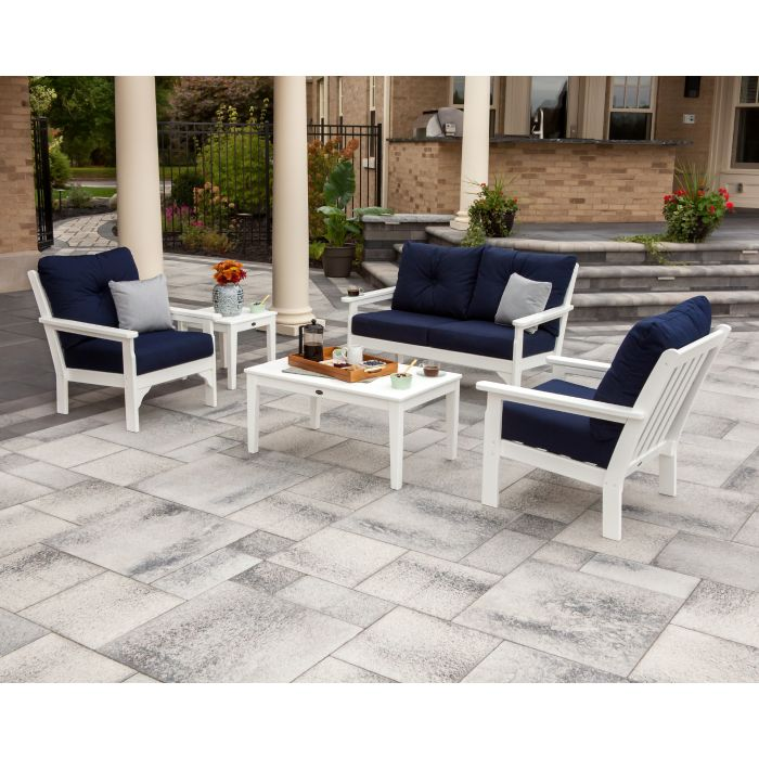 POLYWOOD™ Vineyard Deep Seating Set