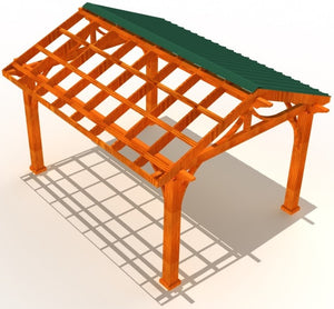 Select Series Pavilion Pergola