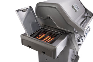 Napoleon Rogue 525 SIB Gas Grill with Infrared Side Burner