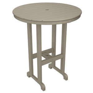 "POLYWOOD™ Round 36"" Bar Height Table"
