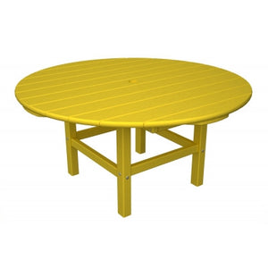 "POLYWOOD™ Round 38"" Conversation Table"
