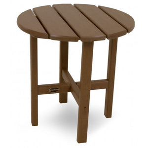 "POLYWOOD™ Round 18"" Side Table"