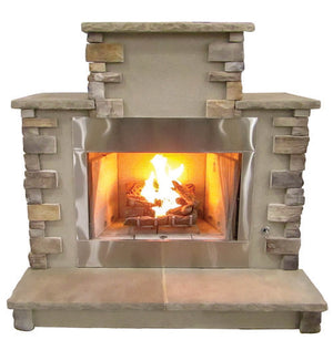 Mesa - Select Series Outdoor Fireplace