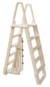 All Resin A-Frame Ladder