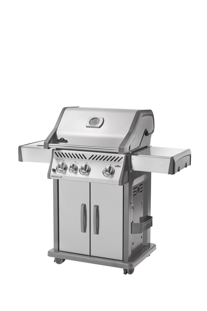 Napoleon Rogue 425 Gas Grill with Infrared Side Burner