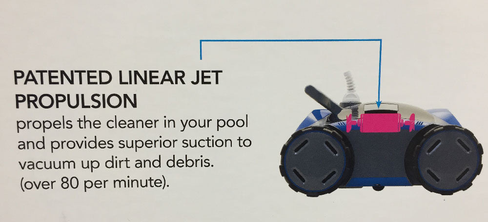 S2 Cyclone Scrubber Robotic Pool Cleaner Leisure Depot