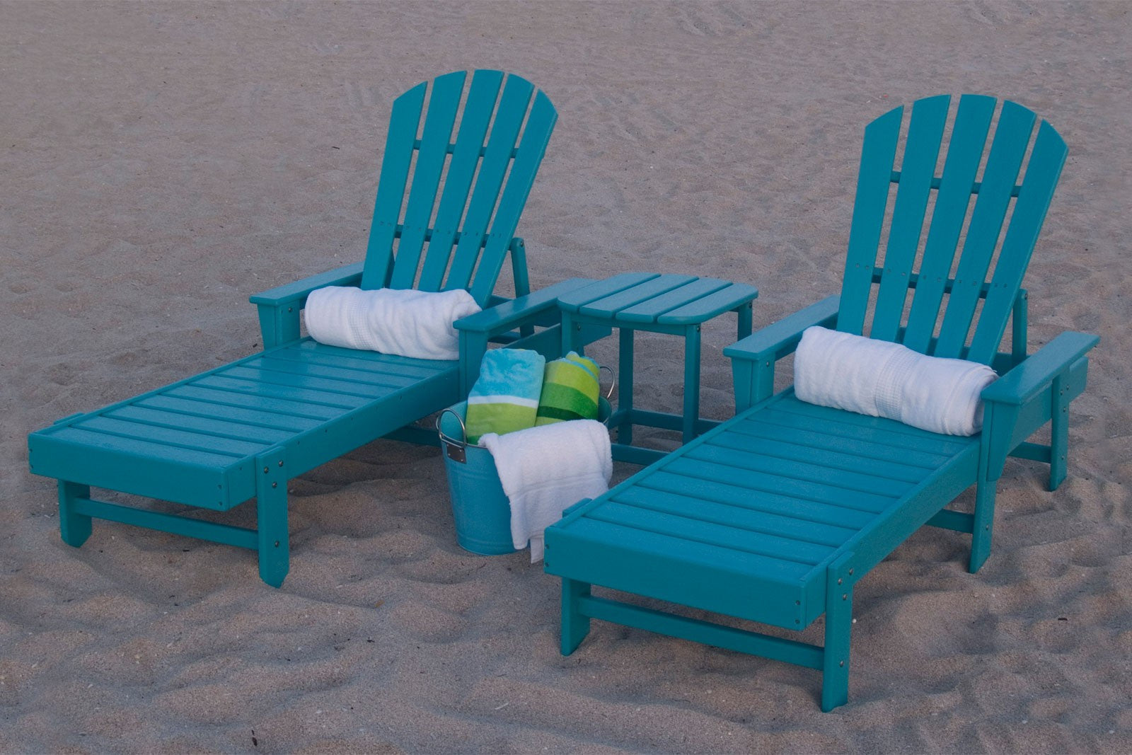 POLYWOOD™ South Beach Chaise Lounge