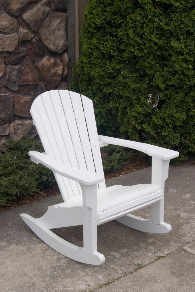 POLYWOOD™ Seashell Rocker
