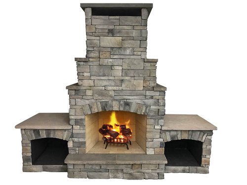 Sentinel - Select Series Outdoor Fireplace