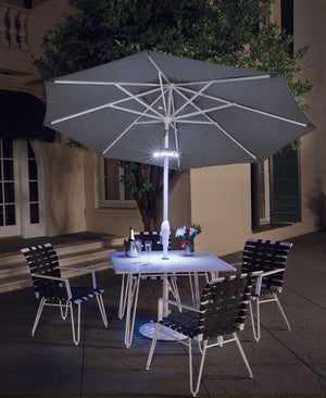 Umbrella Light with Bluetooth Speaker
