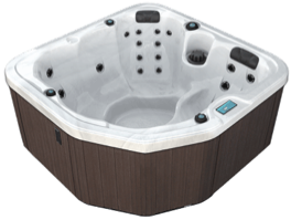 Mira Platinum MP 8000 5 Person Hot Tub