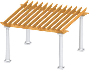 Select Series Tuscan Pergola