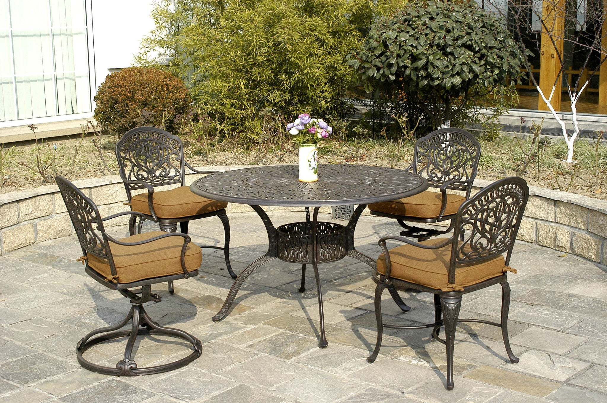 depot tuscany group db patio hanamint furniture products by leisure dining