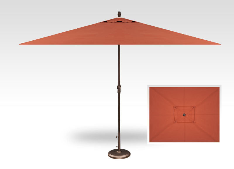 UMBRELLA - 8X11 RECTANGULAR CRANK LIFT