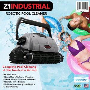 AQUA BOT INDUSTRIAL Z-1 CLEANER