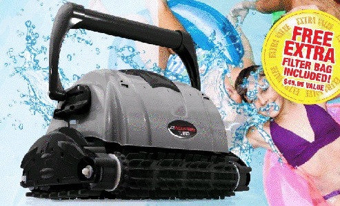 AQUA BOT INDUSTRIAL Z-2 CLEANER