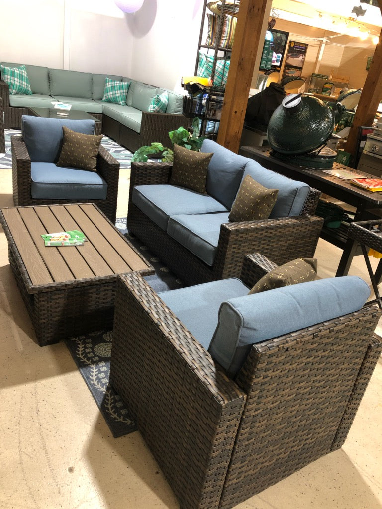 Bayview 4pc Seating Group