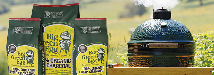 Big Green Egg Premium 100% Organic Charcoal