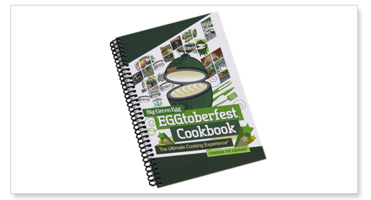 Big Green Egg - Eggtoberfest Cookbook