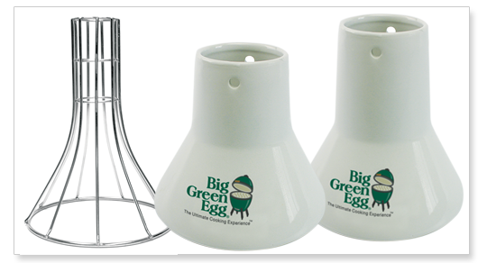 Big Green Egg Poultry Roasters
