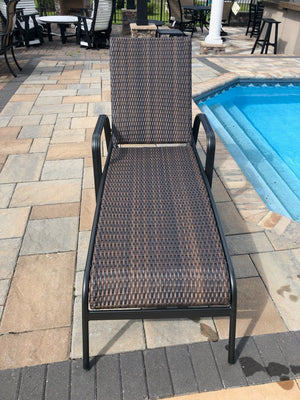 Capri Woven Chaise Buy One Get One Free