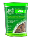 Big Green Egg smoking chips Apple