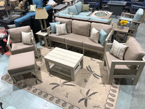 Davis Poly Lumber Deep Seating set