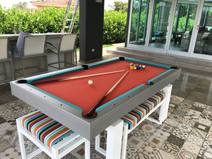 South Beach Outdoor Pool table
