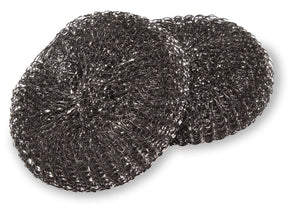 Big Green Egg steel grill scrubber replacement pads