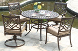 Lotus Round Dining Set