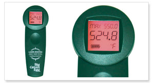 Big Green Egg infrared thermometer