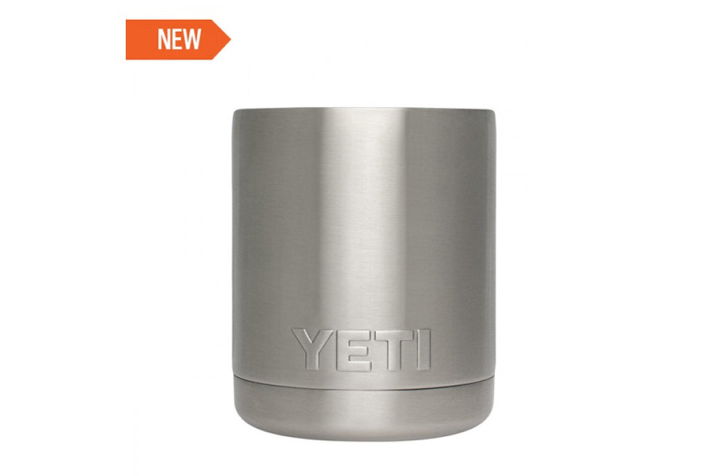 yeti 10 oz lowball front view