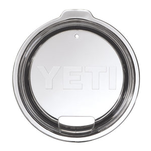 Yeti Rambler with lid
