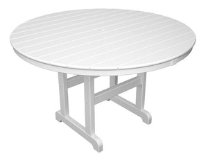 "POLYWOOD™ 48"" La Casa Cafe Round Dining Table"