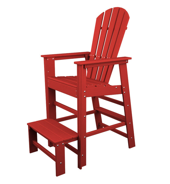 Polywood South Beach Lifeguard Chair Leisure Depot
